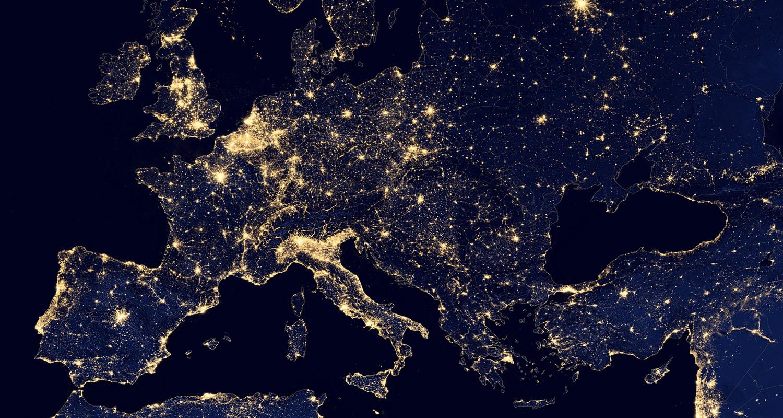 Entregamos encomendas em toda a Europa de forma segura.